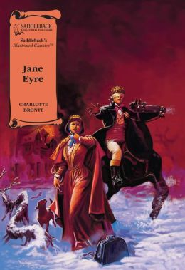 Jane Eyre-Illustrated Classics-Book