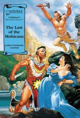 The Last of the Mohicans-Illustrated Classics-Book