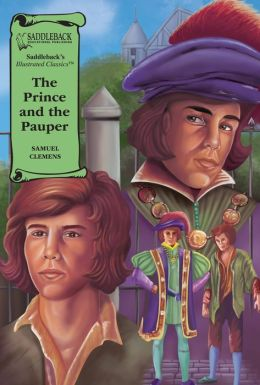 The Prince and the Pauper-Illustrated Classics-Book