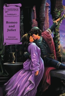 Romeo and Juliet- Graphic Shakespeare-Book