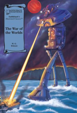 The War of the Worlds-Illustrated Classics-Book