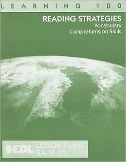 Reading Strategies: Level LP BA