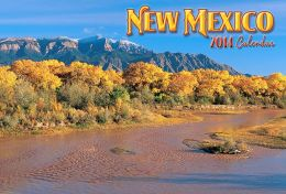 2014 New Mexico Pocket Calendar