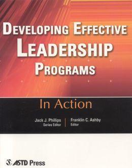 In Action: Effective Leadership Programs