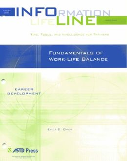 Fundamentals of Work-Life Balance