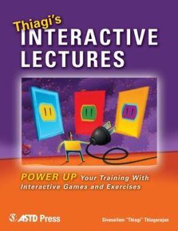 Thiagis Interactive Lectures