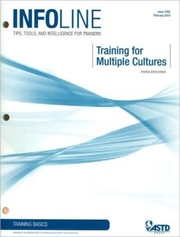 Infoline: Training for Multiple Cultures
