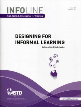 Designing for Informal Learning