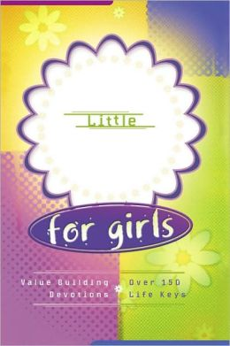 God's Little Devotion Book for Girls