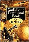 God's Little Devotional Book for Leaders