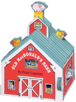 Old MacDonald's Barn (Mini House Book Series)