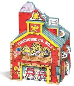 Firehouse Co. No. 1( Mini House Book Series) : Mini House Book