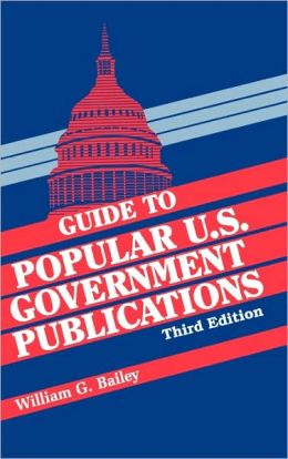 Guide to Popular U.S. Government Publications
