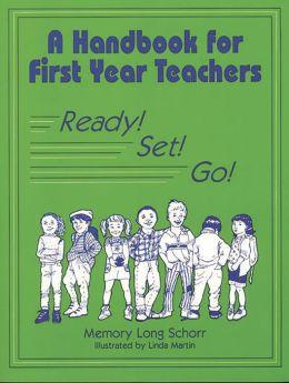 Handbook For First Year Teachers