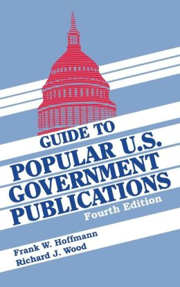 Guide to Popular U.S. Government Publications, 1992-1995
