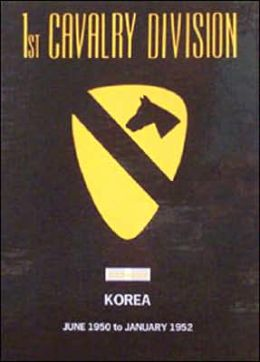 1st Cavalry Division: Korea, June 1950 to January 1952