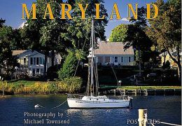 Maryland Postcard Book