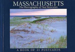 Massachusetts Postcard Book