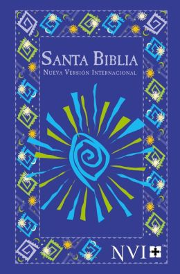 NVI Spanish Bible - Blue Fiesta: Low Cost Outreach Edition