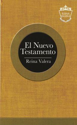 Reina Valera Spanish Outreach New Testament - Gold: El Nuevo Testamento