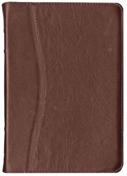NVI Spanish Slimline Bible - Burgundy Genuine Leather