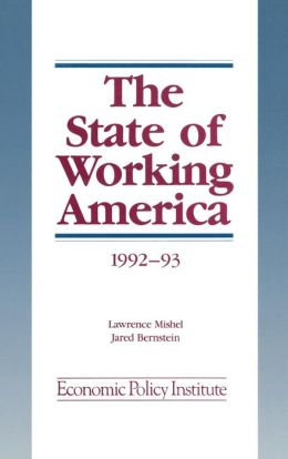 The State of Working America, 1992-1993