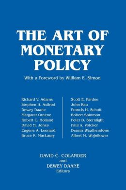 Art of Monetary Policy