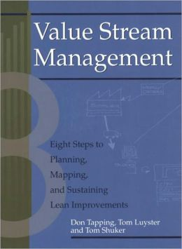 Value Stream Management: Eight Steps to Planning, Mapping and Sustaining Lean Improvements