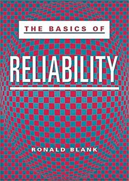 The Basics of Reliability