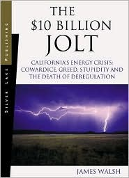 The $10 Billion Jolt: California's Energy Crisis: Cowardice, Greed, Stupidity and the Death of Deregulation