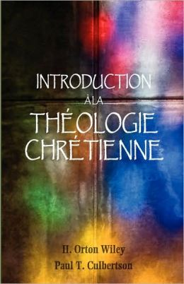 Introduction A La Theologie Chretienne