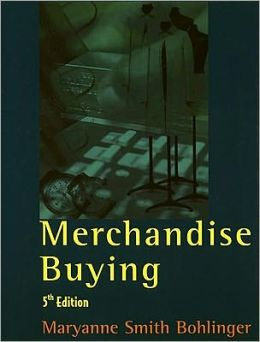 Merchandise Buying, 5th Edition
