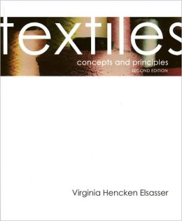 Textiles: Concepts and Principles