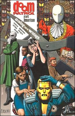 Doom Patrol Volume 1: Crawling from the Wreckage