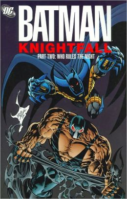 Batman – Knightfall Part 01 – Broken Bat (2000 ...