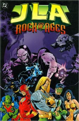 Justice League of America: Rock of Ages