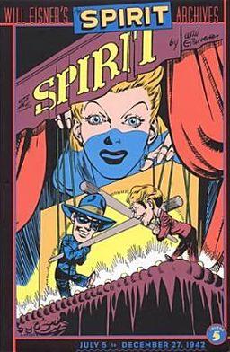 The Spirit Archives, Volume 5