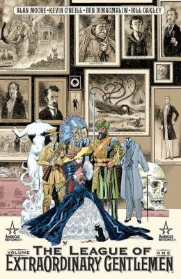The League of Extraordinary Gentlemen, Volume 1