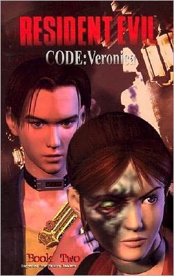 Resident Evil: Code Veronica, Book Two