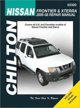 Nissan Frontier & Xterra: 2005 through 2008