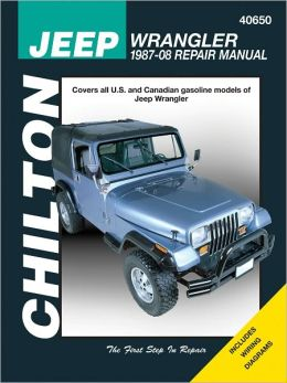 Jeep Wrangler: 1987 thru 2008