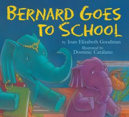 Bernard Goes to School