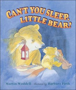 Can't You Sleep, Little Bear? (Candlewick Press Big Books Series)