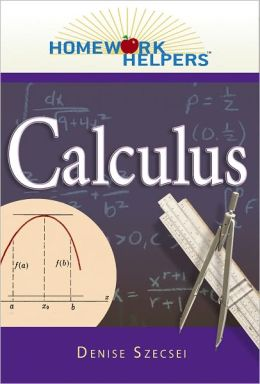Homework Helpers: Calculus