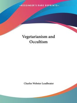 Vegetarianism and Occultism