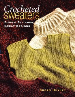 Crocheted Sweaters Print On Demand Edition