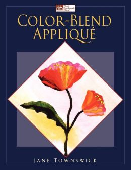 Color-Blend Applique Print On Demand Edition