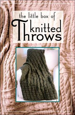 The Little Box of Knitted Throws