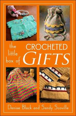 Little box of crocheted Gifts