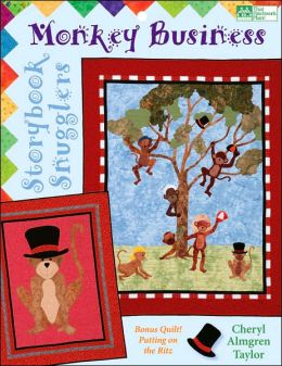 Storybook Snugglers: Monkey Business